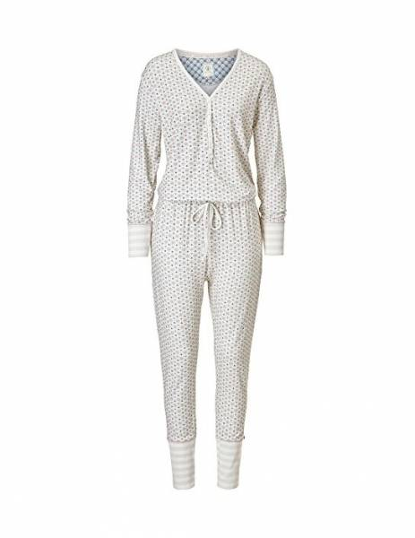 PiP Studio | Pippa Buttons up Jumpsuit Off white