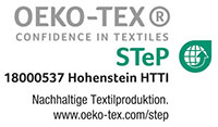 Biederlack SteP by OEKO-TEX®